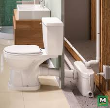 adding a basement bathroom. Install A Basement Bathroom Without The Need To Break Concrete! SaniPro Macerating Toilet System Adding