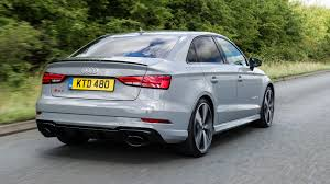 Audi RS3 Saloon (2017) review by CAR Magazine
