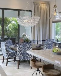 those chairs are gorgeous blue print naples florida parade of homes