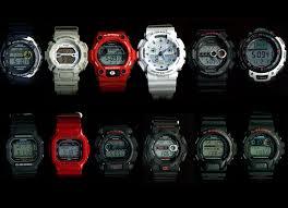 Casio G Shock Size Chart G Shock Size Comparison A Size Comparison Of G Shocks Upp