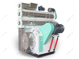 Ring Die Animal Feed Pellet Making Machine for Chicken Pellets