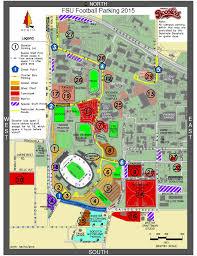doak cbell stadium seating parking