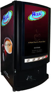 Tea Coffee Vending Machine In Pune Interesting Hola Tea Coffee Vending Machine HNH Foods Pune ID 48