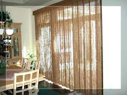 sliding glass door curtains with blinds curtains for large sliding glass doors sliding patio door curtains large size of for sliding glass how to hang