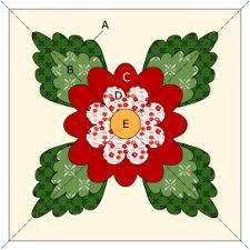Applique Flower Block Pattern @ McCall's Quilting - free pattern ... & Free quilt block pattern, Applique Flower Block, from McCall's Quilting. Adamdwight.com