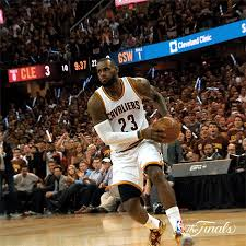 lebron basketball. lebron james basketball gif by nba