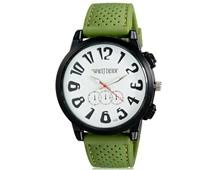buy affordable big face watches for men at lowest price curren weijieer 6182 unisex fashionable analog large watch face large digital scale water resistant wrist watch