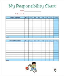 Household Chores Roster Chores Spreadsheet House Cleaning Family Chore Free Template