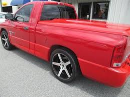 Used Dodge Ram 1500 SRT10 For Sale - CarStory