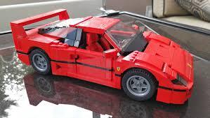 Get the best deal for lego ferrari f40 creator lego sets & packs from the largest online selection at ebay.com. Lego Creator Ferrari F40 Build Lyonsden Blog