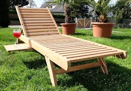 Gartenliege Holz Selbst Gebaut Sonnenliege Holz Selber Bauen