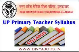 Up Primary Teacher Syllabus 2018 19 New Exam Pattern Pdf Download
