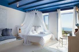 Bedroom Design Blue And White - JO Home Designs
