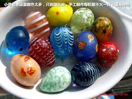 Decorative Marble Balls HotCrafts Colored glass balls 100cm ball glass aquarium vase fish 16