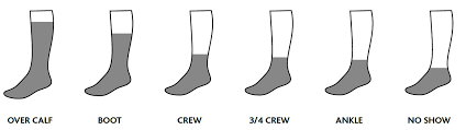 Adidas Socks Size Chart 4042 Sock Sizing