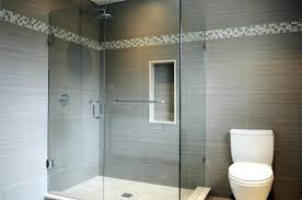 bathtub enclosures frameless at home depot showers