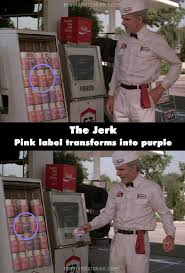 The Jerk Quotes Adorable The Jerk 48 Movie Mistake Picture ID 48