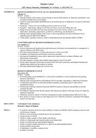 Benefits Representative Sample Resume Benefits Representative Resume Samples Velvet Jobs 6