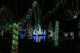 Akron Ohio Zoo Lights Best Christmas Lights Displays In Ohio Ohio Girl Travels