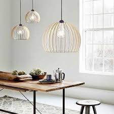 home office lights. Nordlux Chino Large 40cm Wooden Cage Pendant Light - Ceiling Lights Lampsy Home Office