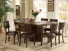 architecture elegant square dining room tables 12 captivating table for 8 7 large square dining room