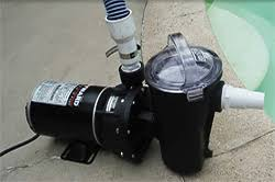 how to make a pool porta vac pump portavac made a hayward powerflo pump