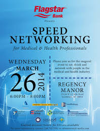 Speed Networking For Medical Health Professionals Steward Media