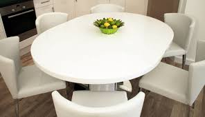oak round distressed wood off natural marchella marble and dining gloss extending white whitewashed sets chairs