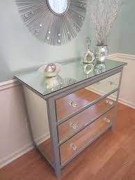 ikea mirrored furniture. ideas largesize small mirrored dresser ikea set under decorative sunburst on teal wall with furniture