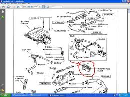 94 4runner engine diagram wirdig 4runner vacuum diagram in addition 1988 toyota 22re vacuum diagram on