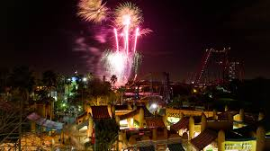 summer nights fireworks at busch gardens tampa
