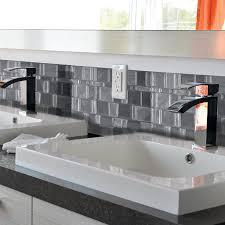 Peel And Stick Kitchen Tile Smart Tiles Mosaik Tango Onyx 1155 X 964 Peel Stick Wall