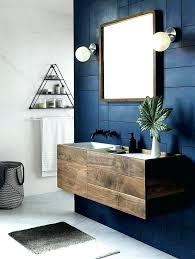 navy blue bathroom decor dark blue bathroom ideas best navy navy blue bathroom rug set