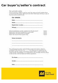 Auto Purchase Agreement 24 Printable Vehicle Purchase Agreement Templates Template Lab 4