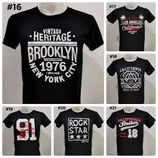 Men's R-neck T-shirt | Shopee Philippines