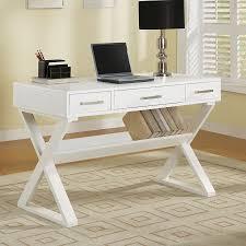 contemporary home office desks. coaster contemporary black home office desk desks e
