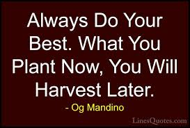 Og Mandino Quotes Unique Og Mandino Quotes And Sayings With Images LinesQuotes