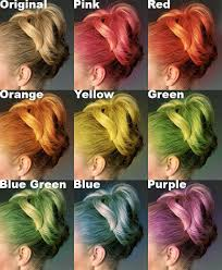 Kool Aid Hair Color Chart 28 Albums Of Yellow Kool Aid Hair Dye Explore Thousands