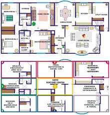 Incredible feng shui bagua bedroom Bagua Map Feng Shui Floor Plan Ken Lauher Feng Shui Floor Plan How The Floor Plan Of Your Home Could Be