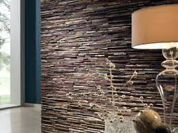 wall covering with artificial