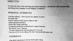 Objective Summary For Resumes Ditch The Objective Statement For An Executive Summary To