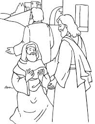 Small Picture 18 best Jesus Miracles Coloring pages images on Pinterest