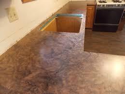 image of granite overlay countertop