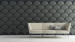 designs accentuates walls with ginkgo acoustic panels regarding new house acoustic decorative wall panels plan