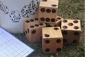 Wooden Yard Games You'll Want to Play This New Summer Yard Game Made From a Classic 81