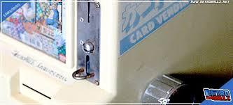 Card Vending Machine Singapore Mesmerizing RetroballZ Carddass Vending Machine V48
