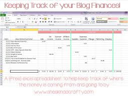 Personal Expense Tracking Spreadsheet Track Income Andxpenses Spreadsheet To Businessxcel For Tracking