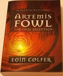 artemis fowl book 4 the opal deception eoin colfer ar 5 7