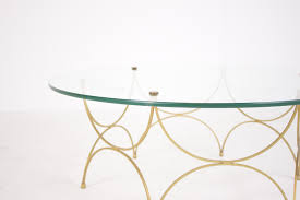 Small French Glass Coffee Table, 1960s 6. $2,992.00. Price Per Piece
