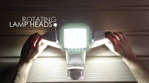 Sunforce 180 Led Triple Head Solar Motion Activated Light